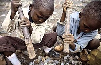 Afrika'da her 5 çocuktan biri işçi