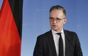 Almanya Dışişleri Bakanı Maas'tan İsrail'in ilhak planından endişe ediyoruz' mesajı