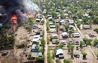 Arakanlıların köyünün yakılması BM soruşturma çağrısını tetikliyor