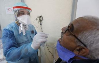 Arap ülkelerinde Kovid-19 kaynaklı ölümler ve vaka sayıları arttı