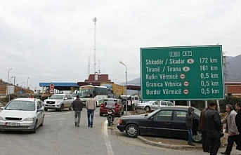 Arnavutluk ile Sınır Açıldı