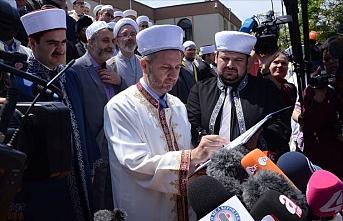Avusturya'da aşırı sağcı liderin Kur'an-ı Kerim'e yönelik ifadelerine İslam Cemaati tepki gösterdi