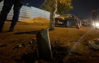Bağdat Havalimanı'nın yakınına füze saldırısı