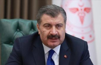 Bakan Koca açıkladı: Kovid-19'a yakalananlardan 165 bin 706 kişi iyileşti