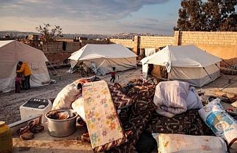 Birleşmiş Milletler'den İdlib'e 36 tır insani yardım