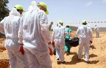 BM'den Libya'da bulunan toplu mezarlar için soruşturma çağrısı