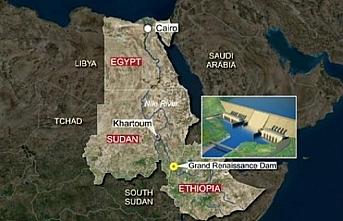 BMGK'dan Etiyopya Mısır ve Sudan'a baraj sorunu için çağrı