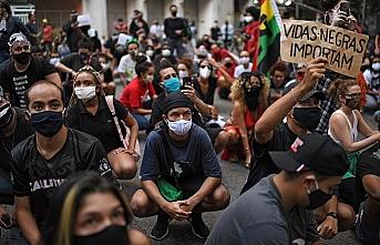 Bolsonaro karşıtı gösterilerde şiddet