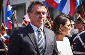 Brezilya Devlet Başkanı Bolsonaro Dünya Sağlık Örgütünden çekilebileceklerini açıkladı