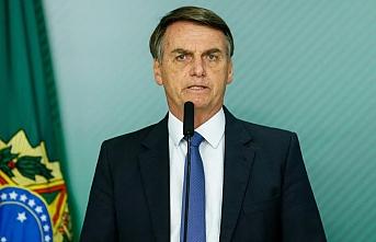 Brezilya Devlet Başkanı Bolsonaro, Kovid-19 vaka rakamlarının çarpıtılmış olduğunu iddia etti