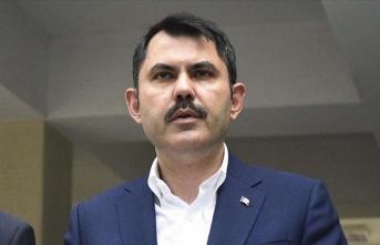 Çevre ve Şehircilik Bakanı Kurum: İstanbul'da selin oluşturduğu zararlar giderilecek