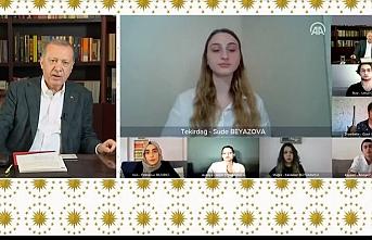 Cumhurbaşkanı Erdoğan: Sınavın sağlıklı ve huzurlu geçmesi için tüm tedbirler alınmıştır