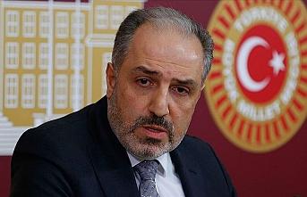 DEVA Partisi Milletvekili Yeneroğlu, baro başkanlarının yürüyüşünün engellenmesini eleştirdi
