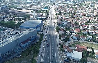 Dilovası'nda bir sokak karantinaya alındı