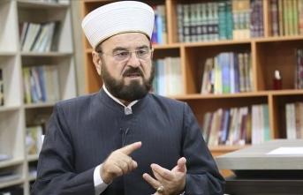 Dünya Müslüman Alimler Birliği Hz. Ömer'in torununun türbesine yapılan tahribatı kınadı