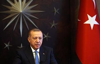 Erdoğan'dan Ahmet Tekdal için taziye