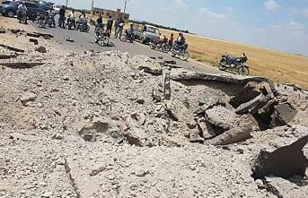 Esed'in askerlerini taşıyan otobüsün geçişi sırasında patlama: 3 ölü, 16 yaralı