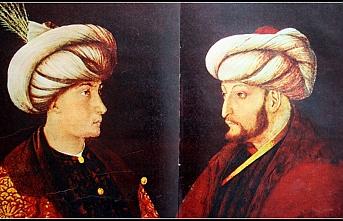 Fatih Sultan Mehmet'in orjinal tablosu Londra'da 600 bin Sterline satışa çıkıyor