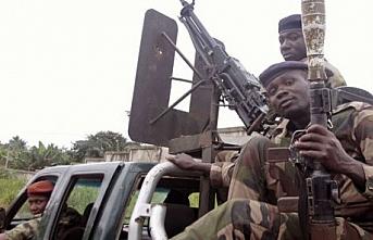 Fildişi Sahili'nin Burkina Faso sınırındaki askeri karakola saldırı: 12 ölü