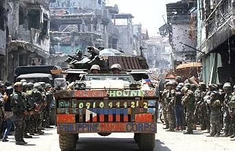 Filipinler'de terörizmle mücadele yasa tasarısı parlamentonun alt kanadında kabul edildi