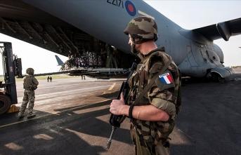 Fransa yurt dışında 18 binden fazla asker bulunduruyor