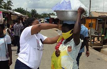 Gana'da Kovid-19 vaka sayısı 8 bin 500'ü geçti