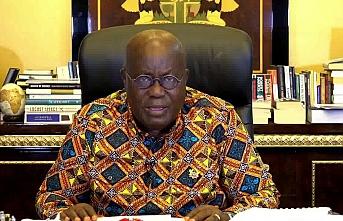Gana Devlet Başkanı: ABD'deki dost ve soydaşlarımızın yanındayız
