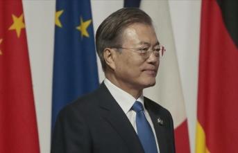 Güney Kore lideri Moon'dan Kuzey Kore'ye 'savaşı sonlandırma' çağrısı