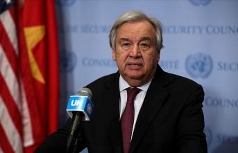 Guterres: BM Sözleşmesi'nin 75. yılında uluslararası iş birliğini yeniden şekillendirmeliyiz