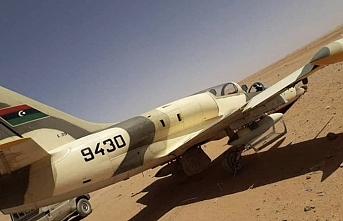 Hafter'e ait savaş uçağı Nijer'e zorunlu iniş yaptı