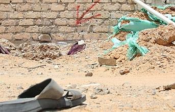 Hafter milislerinin yerleştirdiği patlayıcılar infilak etti: 1 ölü 3 yaralı