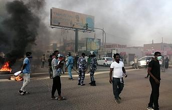 Hartum'da 3 Haziran katliamının yıl dönümünde sokaklar hareketlendi