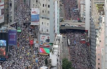 Hong Kong'tan ABD'ye suçlama