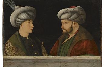 İBB'nin satın aldığı Fatih Sultan Mehmet tablosu ilk etapta Saraçhane'de sergilenecek