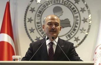 İçişleri Bakanı Soylu: Yurt içi terörist sayısı 445'e indi