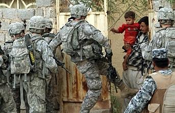 Irak'taki ABD askerinin azaltılmasında ilk adım atıldı