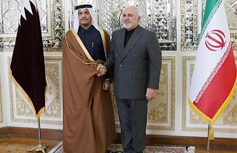İran ve Katar Dışişleri Bakanları, bölgesel ve uluslararası meseleleri görüştü