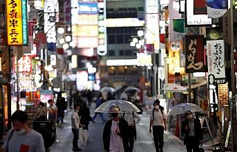 Japonya'da koronavirüs kısıtlamaları gevşetiliyor