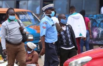 Kenya'da Kovid-19 vaka sayısı 4 bine yaklaştı