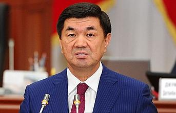 Kırgızistan'da hükümetin istifası kabul edildi