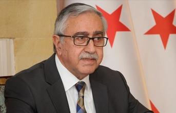 KKTC Cumhurbaşkanı Akıncı'dan 11 Ekim'de yapılması planlanan seçimin ağustosa alınabileceği önerisi