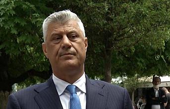 Kosova Cumhurbaşkanı: Teyit edilirse istifa ederim
