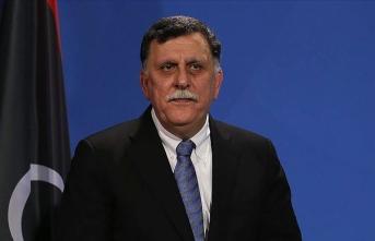 Libya Başbakanı Serrac, İngiltere ve Almanya'nın Trablus büyükelçileriyle görüştü