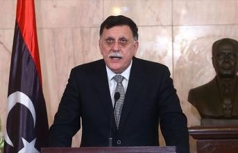 Libya Başbakanı Serrac, komutanlarla askeri gelişmeleri görüştü