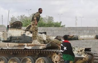 Libya ordusundan Terhune'deki toplu mezarlar için uluslararası soruşturma çağrısı
