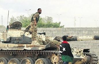 Libya'da silahlı grupların en güçlüsü Medhali Selefi görüşlü Kaniyat birliklerinin önemli adamı yakalandı