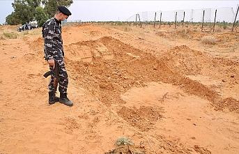 Libya'daki toplu mezarlar için teknik ekip istendi