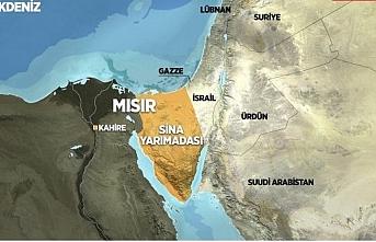 Libya'nın BM Daimi Temsilcisi: Kırmızı çizgilerinizi Sina Yarımadası'nda çizmelisiniz