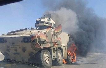 Libya ordusundan Sirte'deki Hafter milislerine hava operasyonu