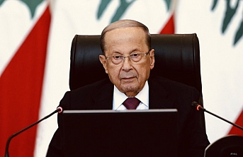 Lübnan Cumhurbaşkanı Avn endişelerini açıkladı